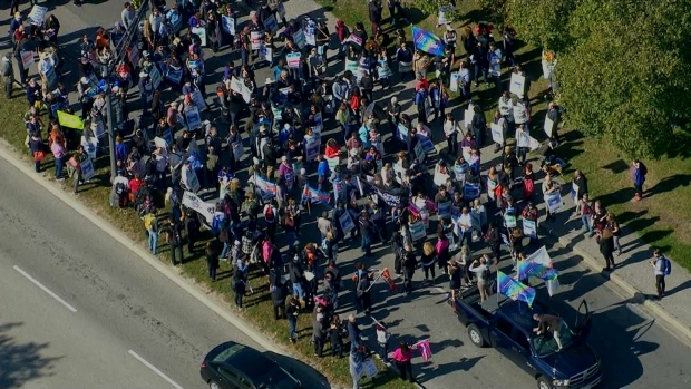 International students won't face immigration penalties over Ontario college strike: officials