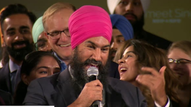 Federal NDP Leader Jagmeet Singh resigns as MPP