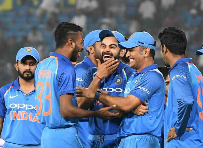 DNA test for a more fit Indian cricket team