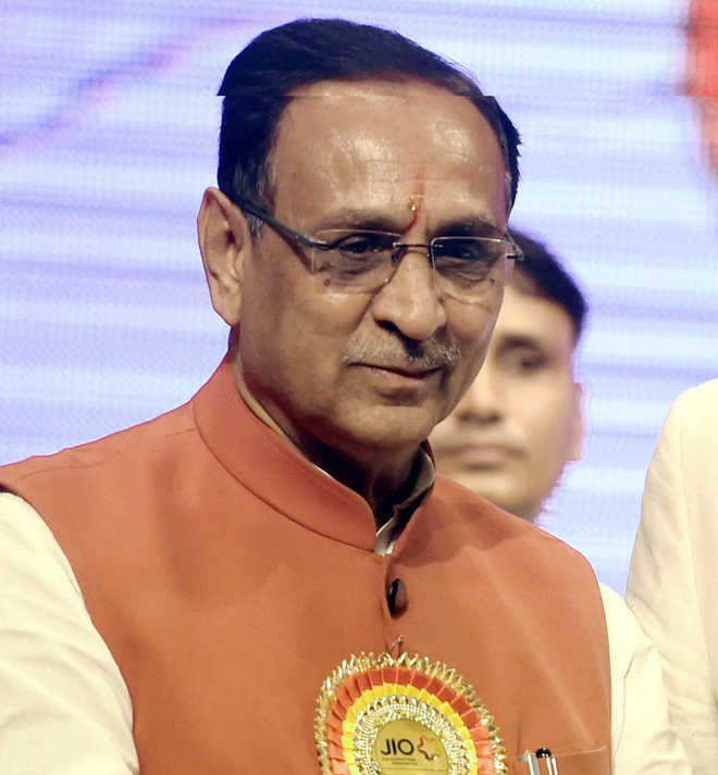 BJP declares first list in Gujarat; Vijay Rupani to contest from Rajkot