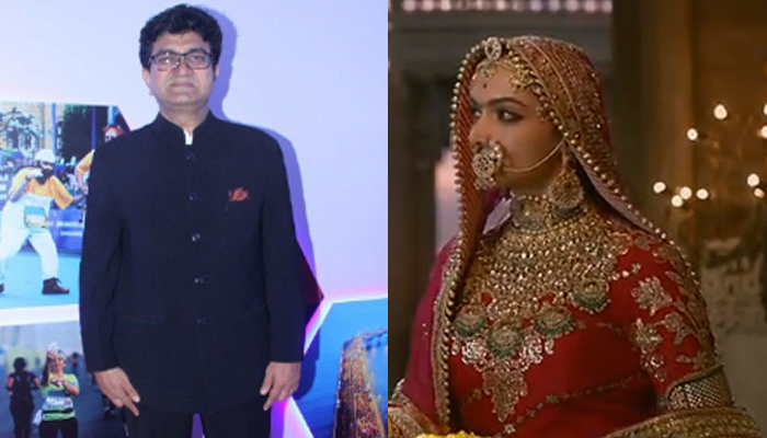I have not seen 'Padmavati': CBFC chief Prasoon Joshi