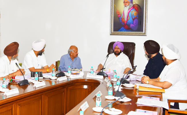 PUNJAB DISTILLERY & EXCISE BONDED WARE RULES AMENDED BY STATE CABINET