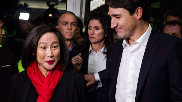 Liberal MP Jean Yip wins Scarborough-Agincourt byelection