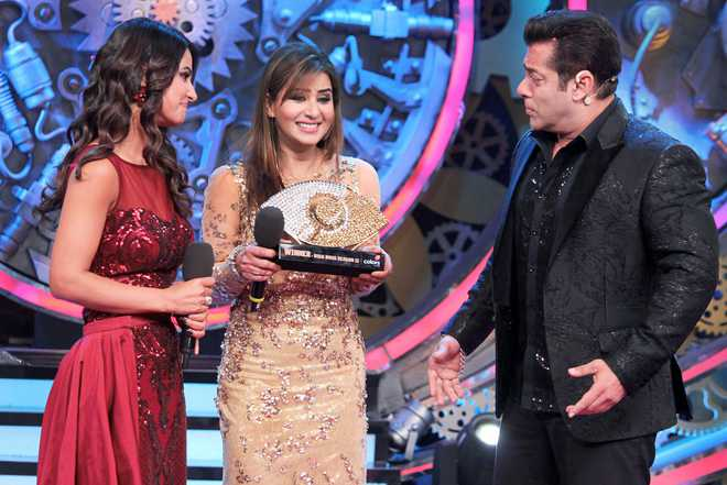 Shilpa Shinde wins Bigg Boss Season 11