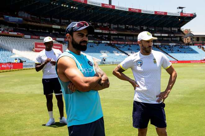Kohli loses cool, snaps at scribes in fiery press conference
