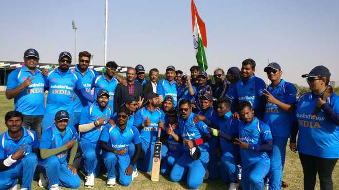 India enter final of Blind Cricket World Cup
