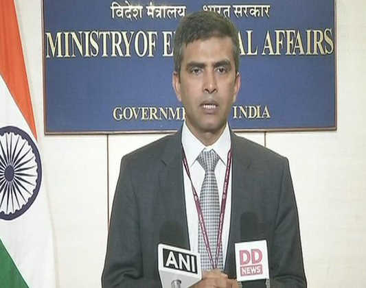 Status quo not altered at Doklam, says MEA
