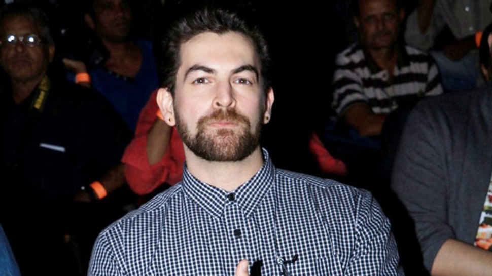 'Saaho' is shaping up well: Neil Nitin Mukesh