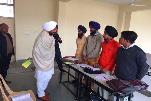 PUNJAB GOVT READY TO TAKE EVERY TOUGH DECISION FOR STRENGTHENING TECHNICAL EDUCATION: CHANNI