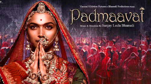 SC to hear plea of Rajasthan, MP against release of 'Padmaavat'