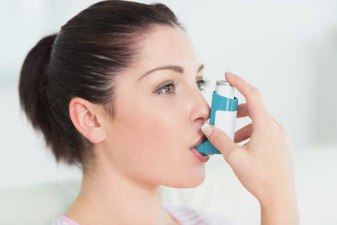 How female hormones are linked to asthma