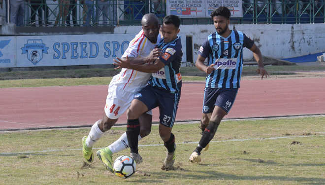 Title aspirant Minerva hope to return to winning ways against Gokulam