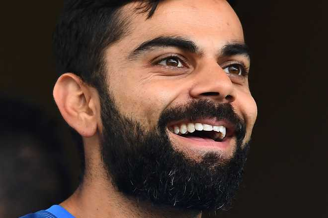 Kohli crosses 900-point mark in both Tests and ODIs