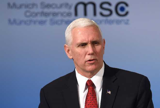 N Korea cancelled planned meeting with V-P Pence: Officials
