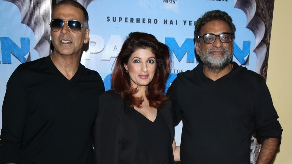 PadMan: Biggest commercial element in film is Akshay Kumar, says R Balki