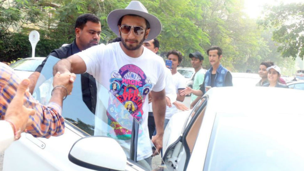 '83' an incredible underdog story: Ranveer Singh