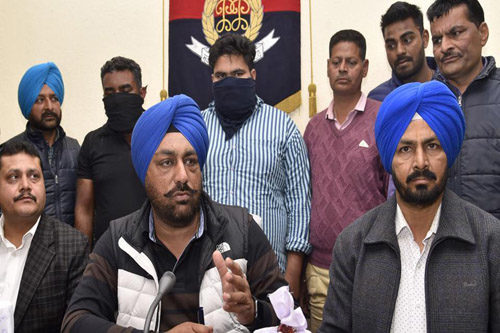 Punjabi singer arrested with drugs in Ludhiana