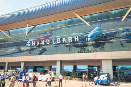 Chandigarh airport to re-open on Tuesday