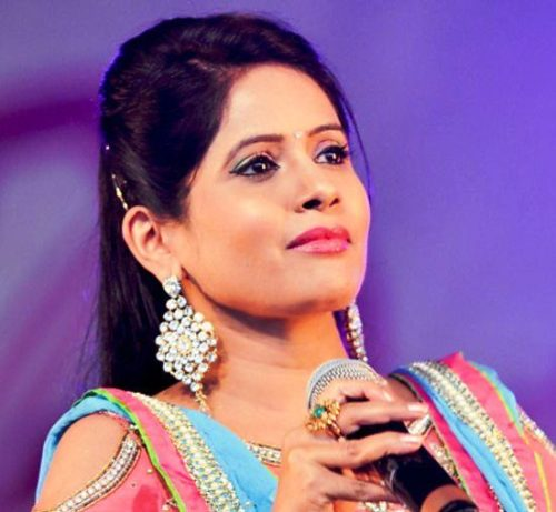 Punjabi Singer Miss Pooja Booked For Hurting Religious